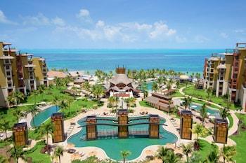在蓬塔山姆的帕尔马别墅坎昆全包式海滩度假村及水疗中心照片