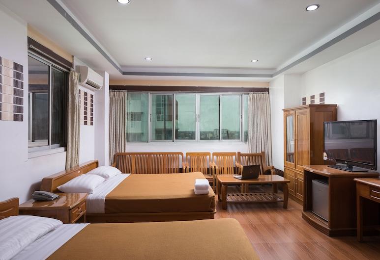 M.G.M Hotel, Rangún, Apartmán, Hosťovská izba