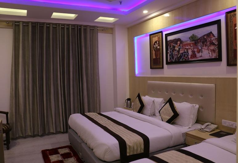 Hotel All Iz Well By Check In Room, Yeni Delhi