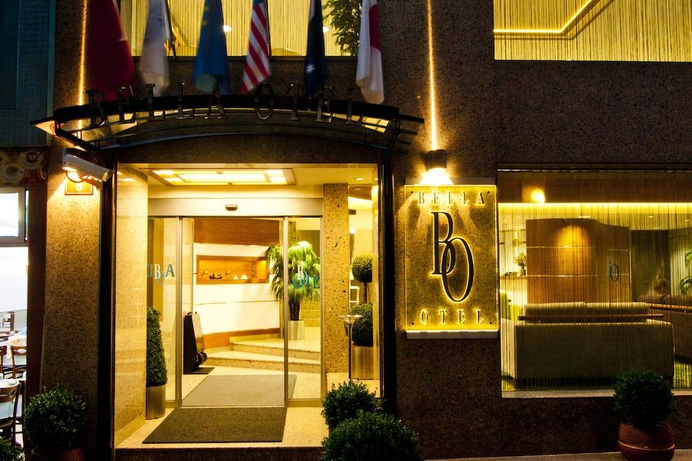 Hotellentré