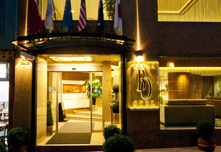 Bella Hotel, İstanbul, Otel Girişi