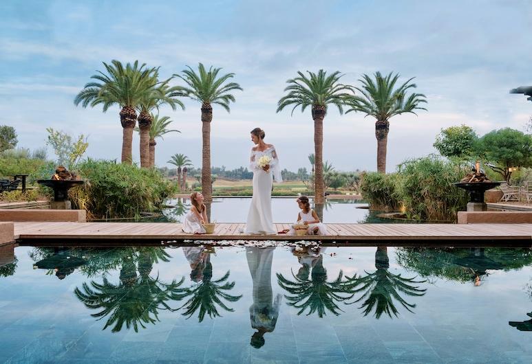 Fairmont Royal Palm Marrakech, Tameslouht, Açık Hava Düğün Alanı