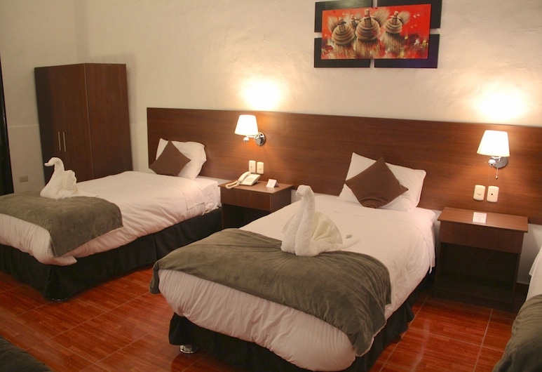 Casona Plaza Colonial AQP, Arequipa, Triple Room, Guest Room