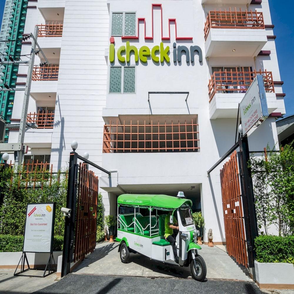 iCheck Inn Residences Sathorn, Bangkok