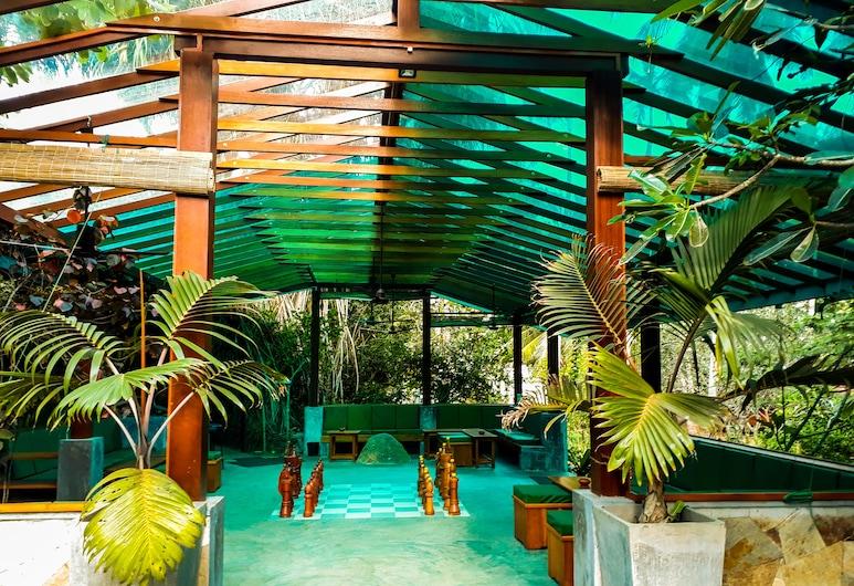 唐加勒棕櫚天堂小屋與別墅海灘渡假村, 唐加勒, 大廳休息區