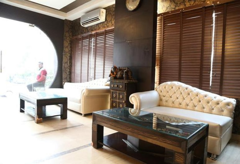 Hotel Blue Pearl, Yeni Delhi, Resepsiyon