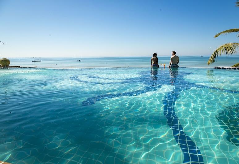 Amazing Ngapali Resort, Zi Phyu Kone, Außenpool