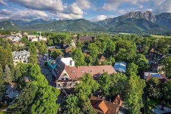 Selline näeb välja Villa Vita, Zakopane