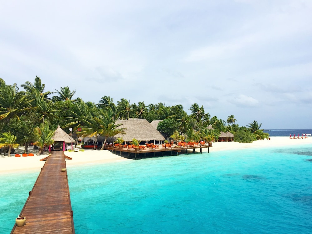 Vilu Reef Beach Spa Resort The Best Beaches In World