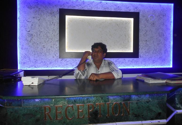 Hotel Ajay International, Agra, Reception