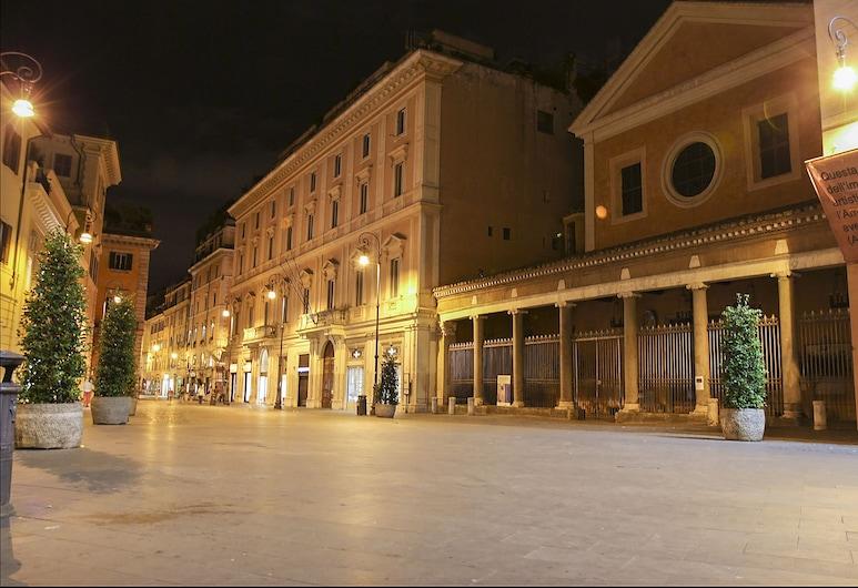 羅馬斯普蘭德套房酒店, 羅馬, 住宿範圍
