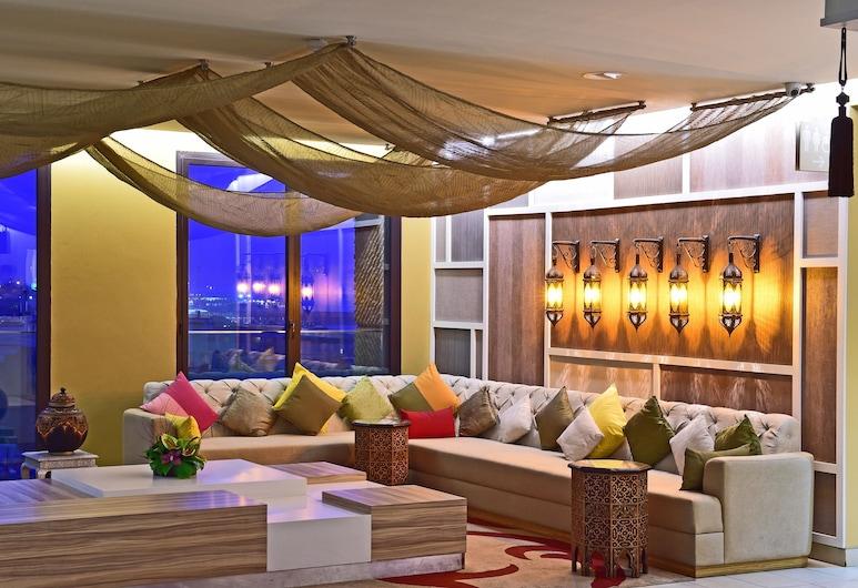 佩斯塔納卡薩布蘭卡酒店, 卡薩布蘭加, 大堂酒廊