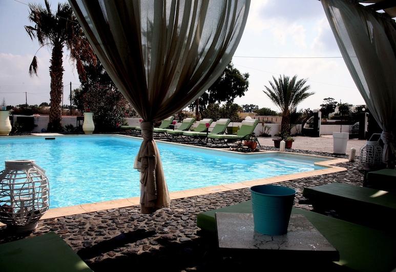 Villa Anemomilos, Santorini, Outdoor Pool