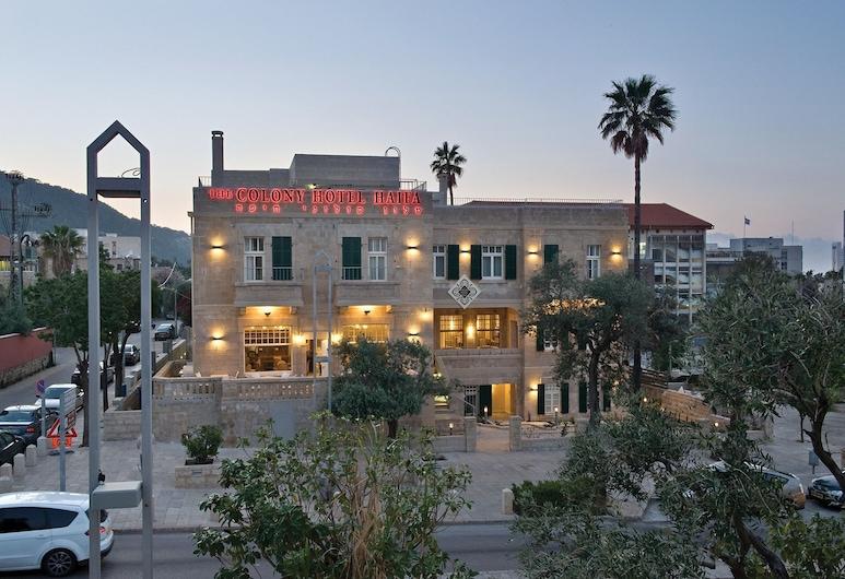 Colony Hotel Haifa, Haifa, Viesnīcas priekšskats