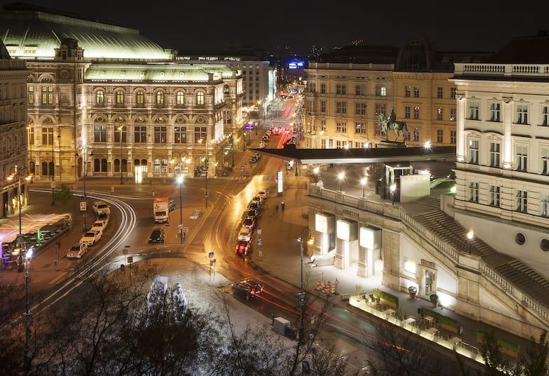 The Guesthouse Vienna, Viena, liukso klasės numeris, Vaizdas iš viešbučio
