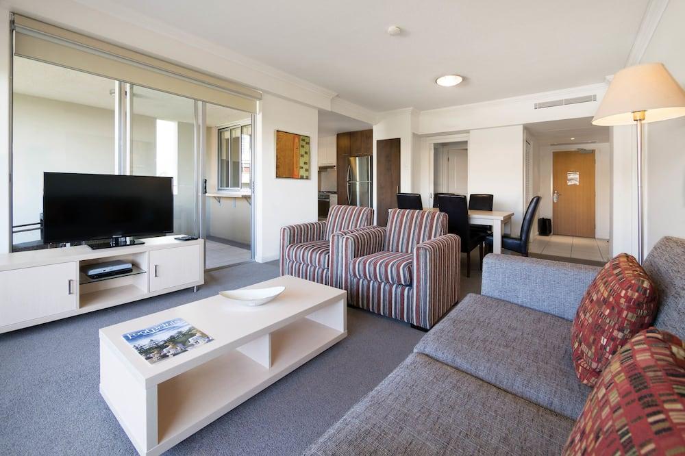 Executive apartman, 2 spavaće sobe, kuhinja - Dnevni boravak