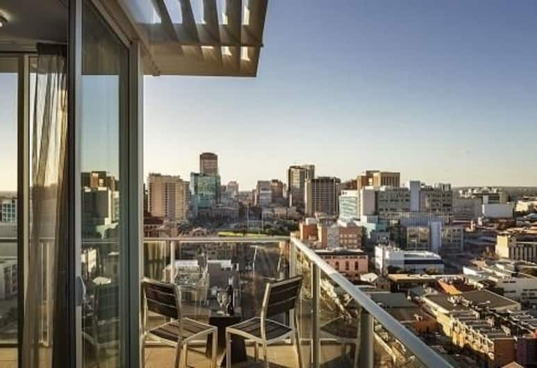 Quest King William South, Adelaide, Apartment, 2 Bedrooms, Balcony