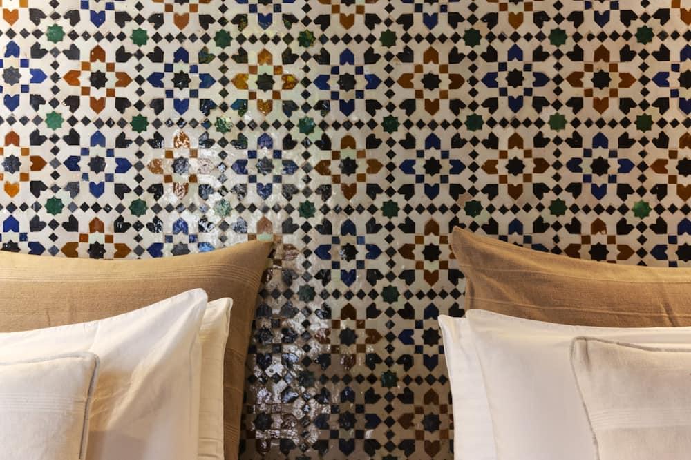 Apartament typu Suite (Fatima Mernissi) - Pokój
