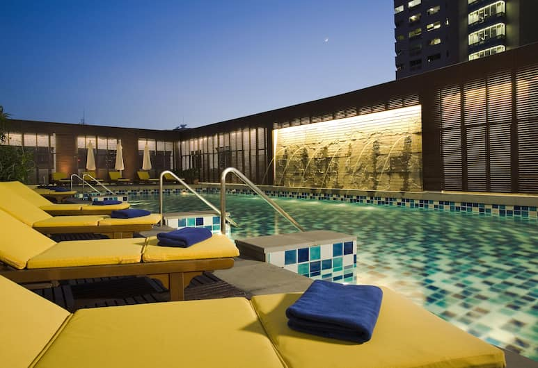 The Duchess Hotel and Residences, Bangkok, Outdoor Pool