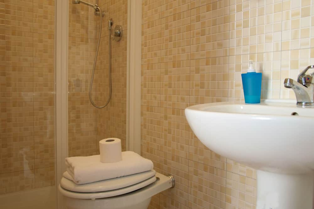 Superior-Doppelzimmer, mit Bad - Badezimmer