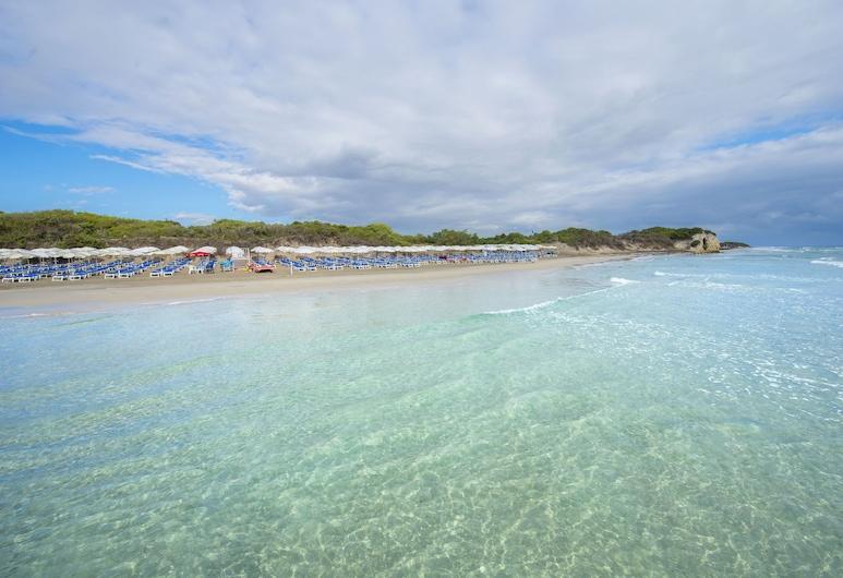 VOI Alimini Resort, Otrante, Plage