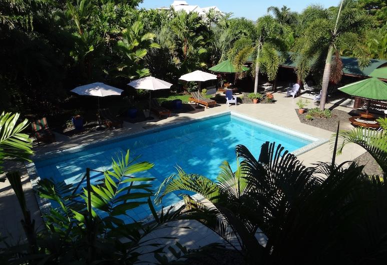 Pasefika Inn, Apia, Piscine en plein air