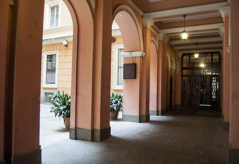 B&B Manzoni Holidays, Roma, Pintu Masuk Hotel