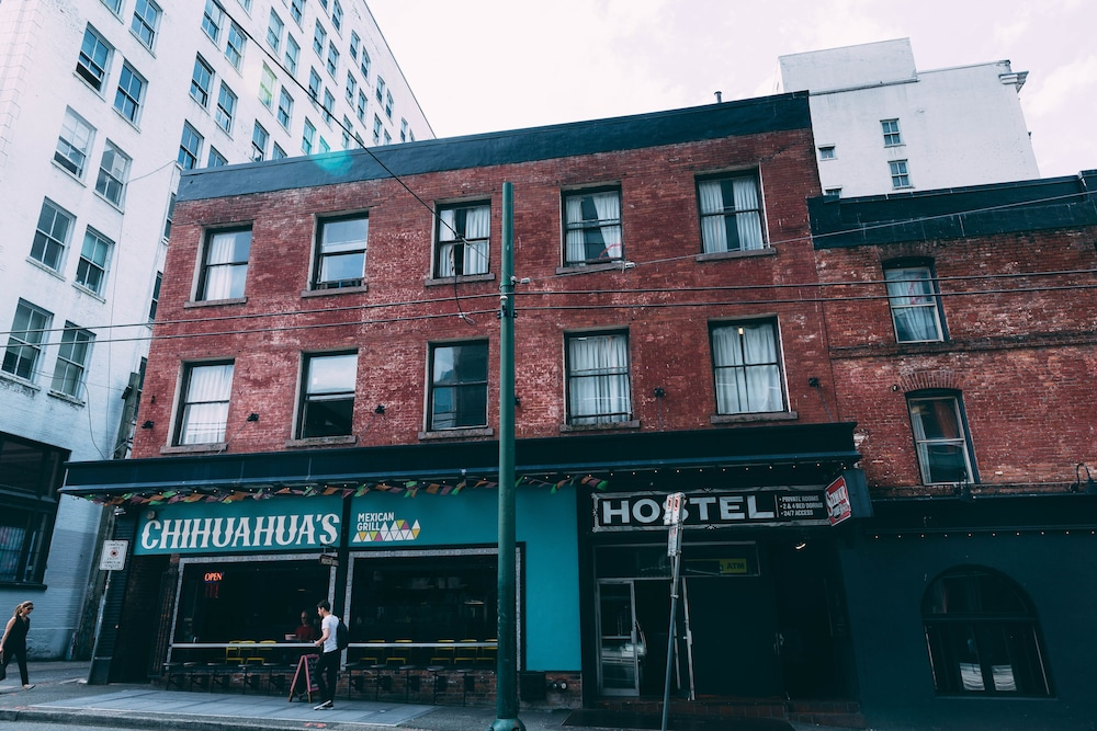 Cambie Downtown Hostel (Seymour), Vancouver