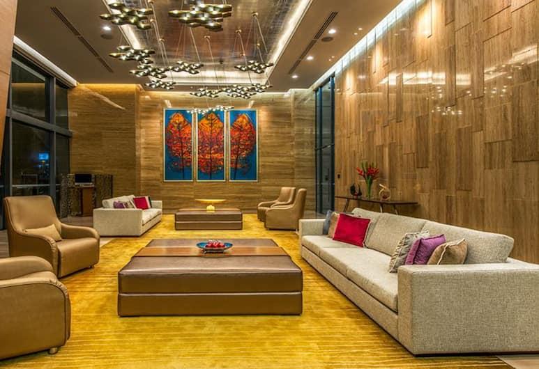 Ascott Sentral Kuala Lumpur, Kuala Lumpur, Lobby Lounge