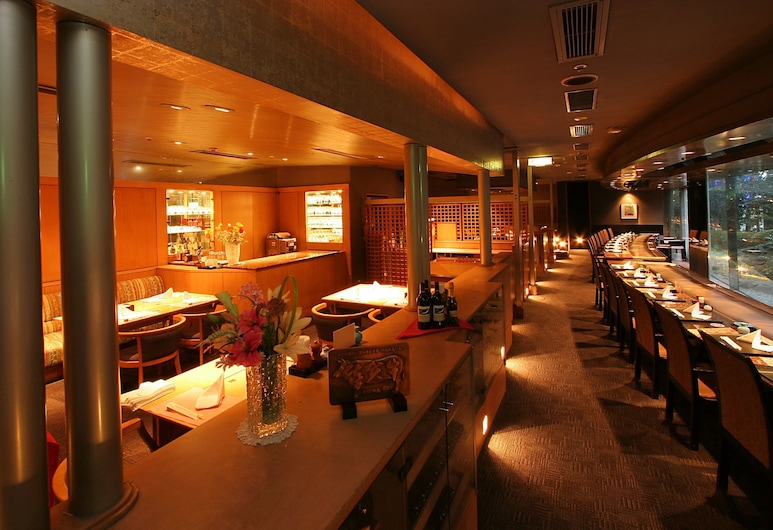 新宿ワシントンホテル 新館, 新宿区, レストラン