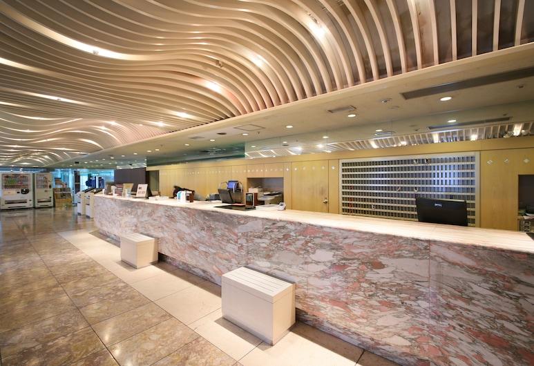 新宿ワシントンホテル 新館, 新宿区