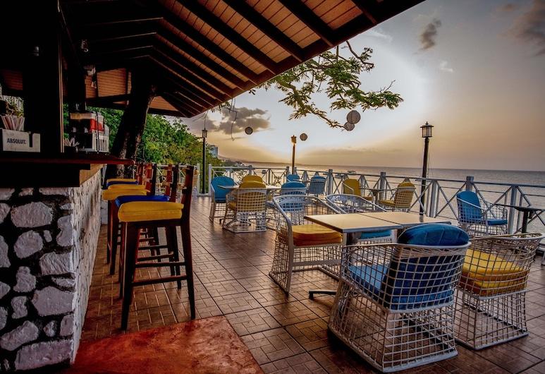 Hibiscus Lodge, Ocho Rios, Hotelbar