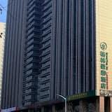 Greentree Inn Heifei Jinding Plaza Business Hotel
