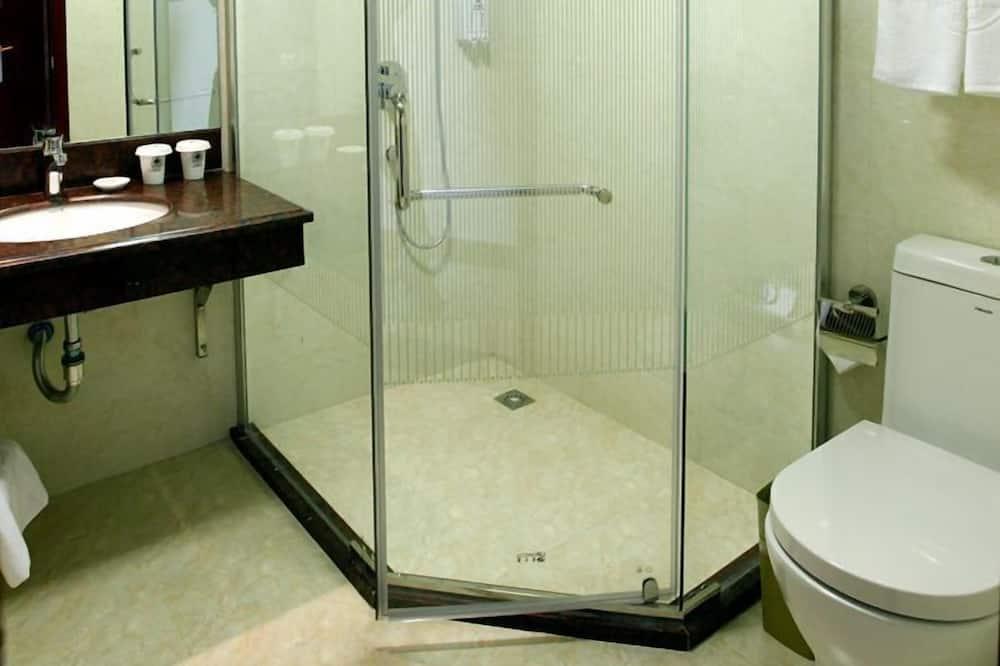 Номер «Делюкс», 1 двуспальная кровать «Кинг-сайз» - Ванная комната