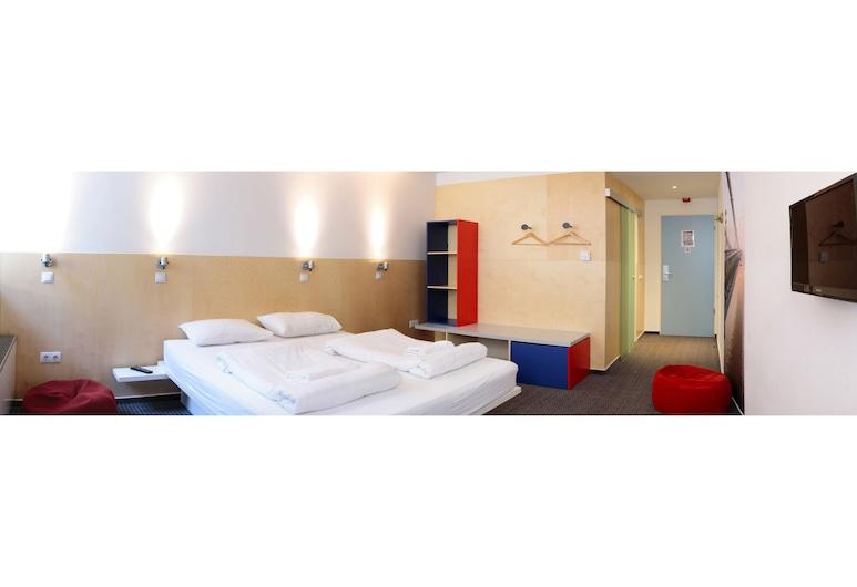 Maverick City Lodge - Hostel, Budapest, Standard dubbelrum, Gästrum