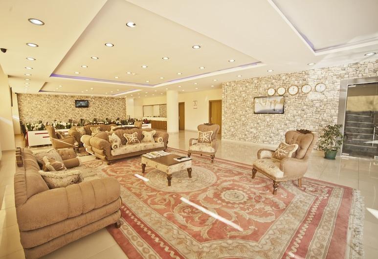 Avcılar Vizyon Hotel, Istanbul, Posezení ve vstupní hale