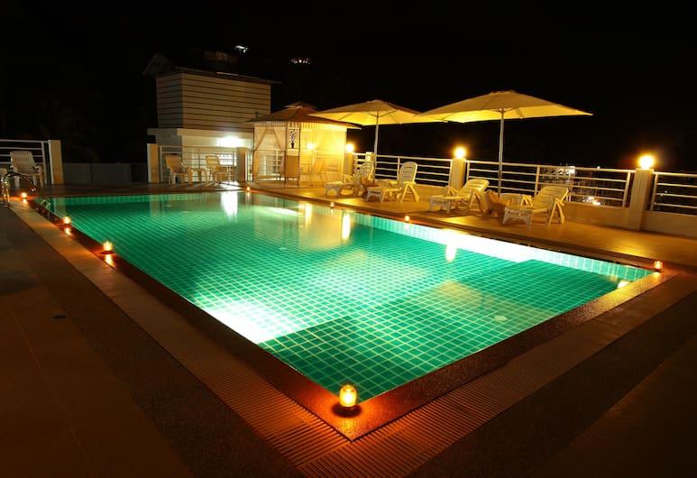 Sharaya Patong Hotel, Patong, Teras Havuzu