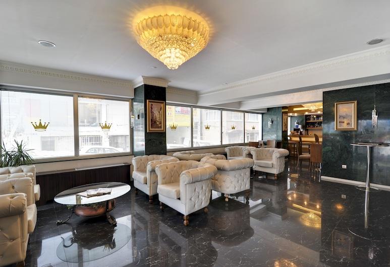 Hotel Princess Old City, Istanbul, Lobby Sitting Area