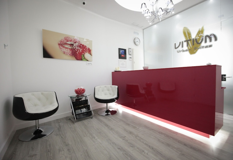 Vitium Urban Suites, Madrid