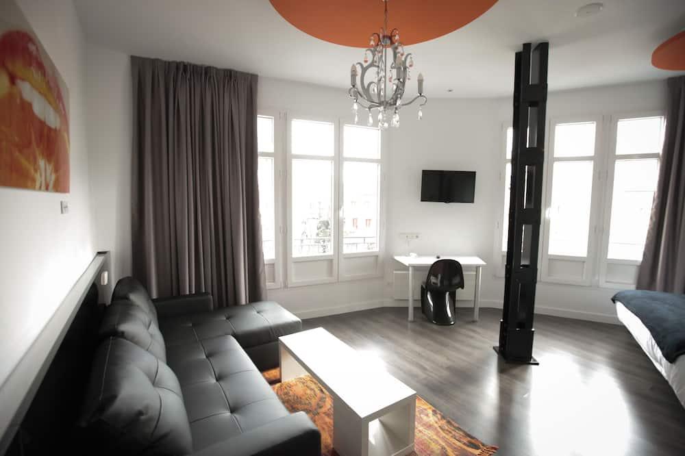 Suite Triple - Obývacie priestory