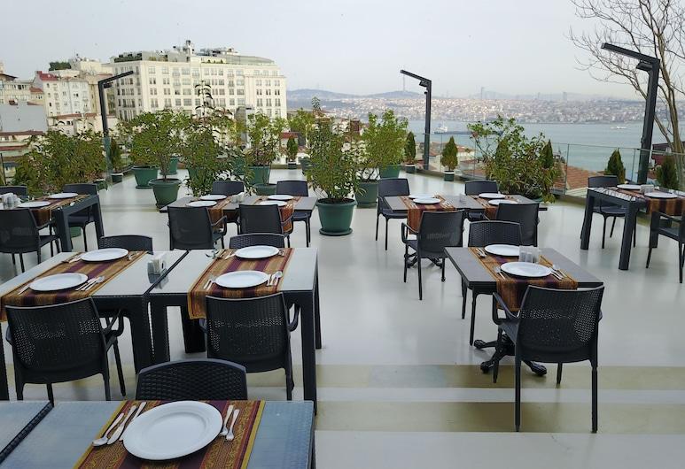 Style Star Hotel Cihangir, Istanbul, Sân thượng/sân hiên
