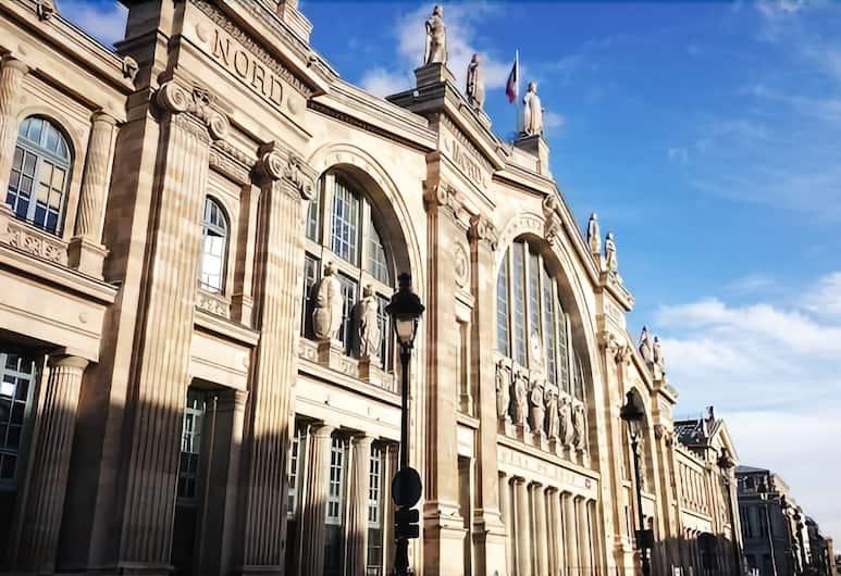 Avalon Appart'Hotel Paris Gare du Nord, Paris, Front of property