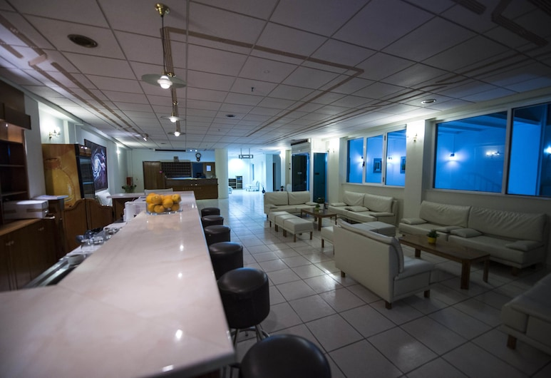 Galaxy Hotel, Jerapetra, Viešbučio laukiamasis