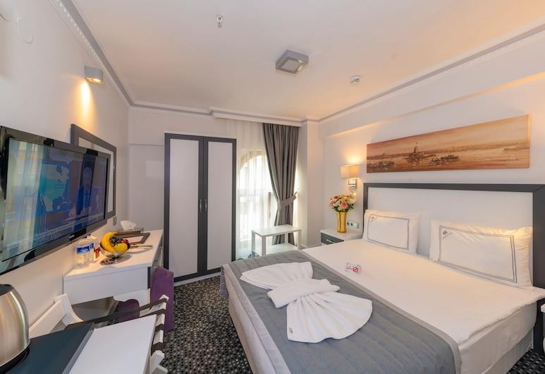 Skalion Hotel & Spa, Istanbul, Rom – standard, utsikt mot byen, Gjesterom