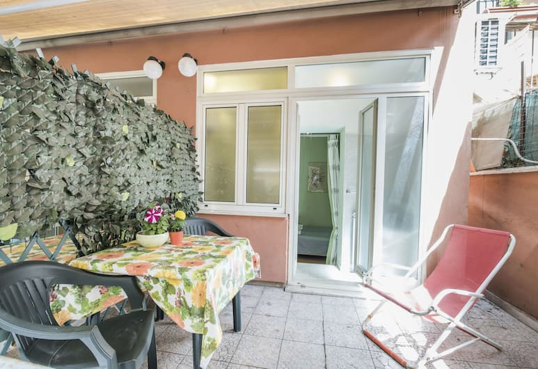 A Roma San Pietro Best Bed, Rome, Double or Twin Room, Terrace/Patio