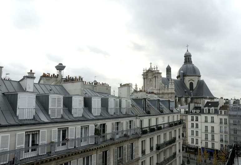 Grand Hotel Malher, Paris, View from Hotel