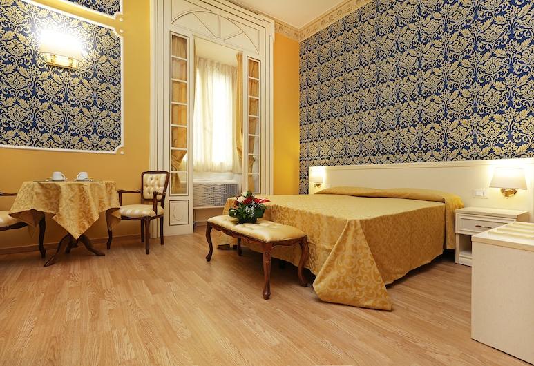DG 尊貴房酒店, 羅馬, 雙人房, 客房