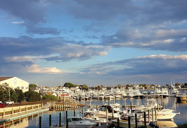 Anchor In Distinctive Waterfront Lodging, Hyannis, View from Hotel