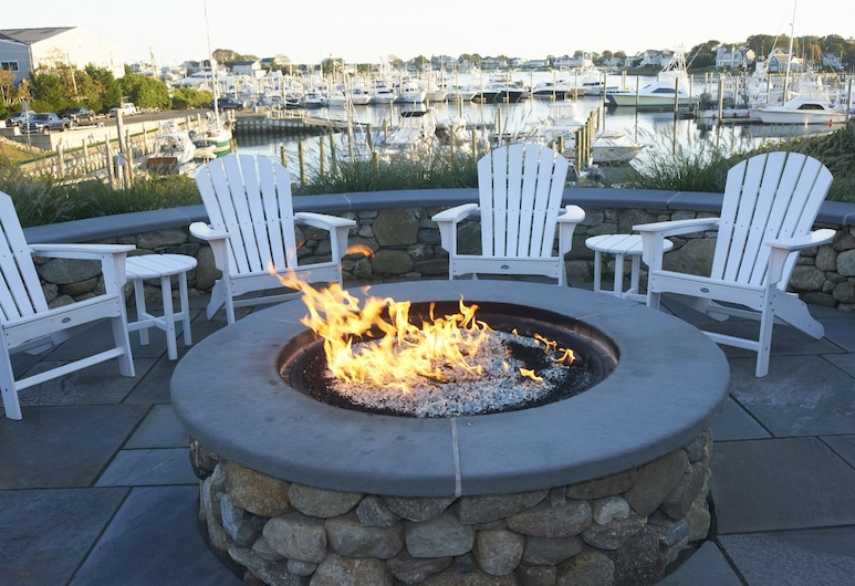 Anchor In Distinctive Waterfront Lodging, Hyannis, Terrace/Patio