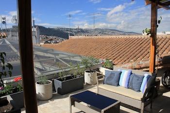 Foto van Casa El Edén in Quito